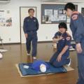 平成27年5月4日 横浜消防署の救命講習会 2