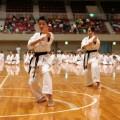 平成28年12月17日 第89回関東大会 親子型段優勝 樋田親子
