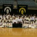 平成28年9月19日 第88回関東大会 型の部上位入賞者集合写真