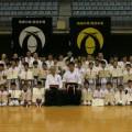 平成28年9月19日 第88回関東大会 組手の部上位入賞者集合写真