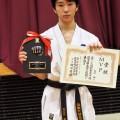 平成28年12月17日 第89回関東大会 MVP塩崎翔太さん