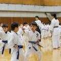平成30年1月13日第95回関東大会 昇級試験