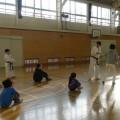 平成31年2月24日港北高田支部護身術講習会・空手教室②