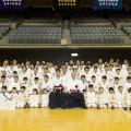 平成30年8月11日 琉球少林流月心会第24回全国空手道選手権大会 型の部上位入賞者