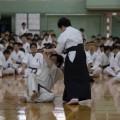 平成29年2月26日 第90回関東大会 演武 文屋師範 ヌンチャク対棒