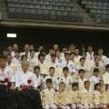 平成30年8月11日 琉球少林流月心会第24回全国空手道選手権大会 組手の部上位入賞者