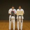 平成28年4月29日第86回関東大会 MVP 長谷川親子