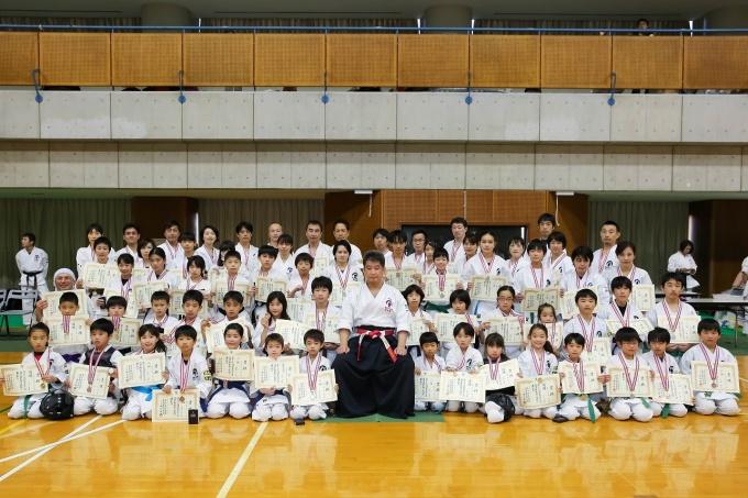 平成30年1月13日第95回関東大会 型の部上位入賞者