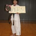 平成30年10月20日 第99回関東大会 宗家特別賞 小野木選手
