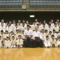 平成28年7月18日 第87回関東大会 組手の部上位入賞者集合写真