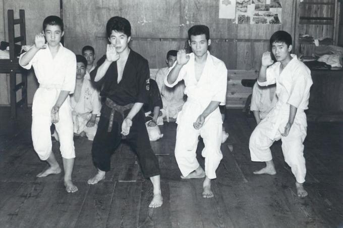 55年前の岡田道場④
