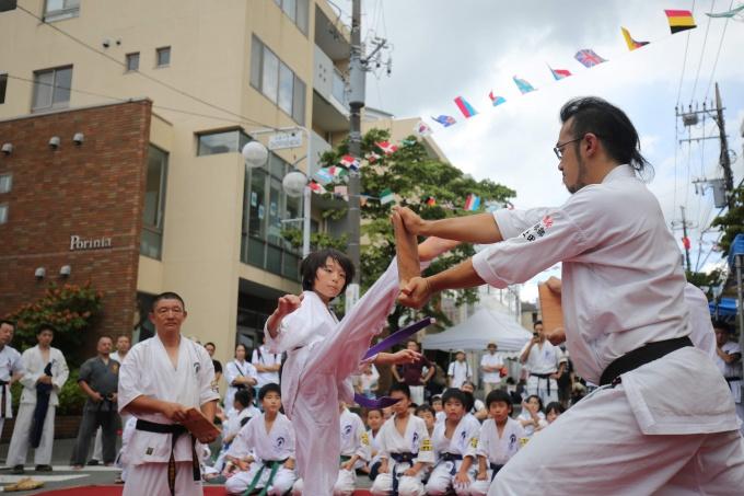 平成30年7月29日たまプラーザ祭り⑥