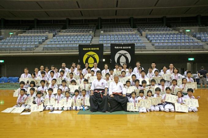 平成30年8月26日第98回関東大会 型の部上位入賞者