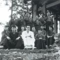 51年前比叡山空手合宿③