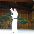 平成30年9月9日靖国神社古武術奉納演武会 森下師範代 岡田の万力鎖