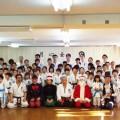 平成27年12月20日 月心会総本部クリスマス会(たまプラーザ道場にて)