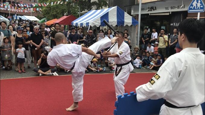 平成30年7月29日たまプラーザ祭り⑧