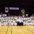 平成28年7月31日 琉球少林流月心会第22回全国空手道選手権大会 型・組手試合3位以上入賞者