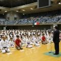 平成30年8月11日 琉球少林流月心会第24回全国空手道選手権大会