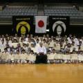 平成28年11月27日第6回全国空手道古武道選手権大会 組手試合上位入賞者