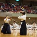 平成28年12月17日 第89回関東大会 杖術演武 瀬井親子