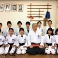 平成29年7月22日たまプラーザ道場 宗家技指導