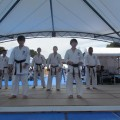 平成30年7月8日 日蘭友好サムライフェス古武術演武祭 於 上野恩賜公園 全体挨拶