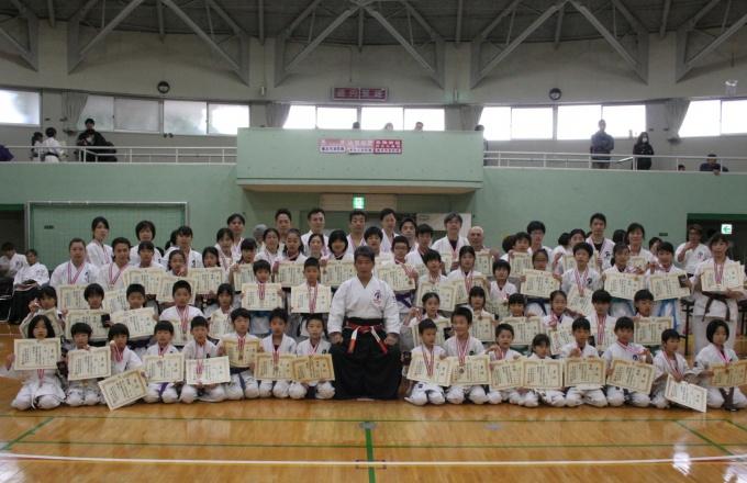 平成29年2月26日 第90回関東大会 型の部上位入賞者