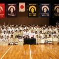 平成29年8月20日 琉球少林流月心会第23回全国空手道選手権大会 組手の部上位入賞者
