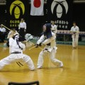 平成28年11月27日第6回全国空手道古武道選手権大会 棒術組手試合