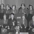 51年前の空手道大会③
