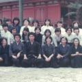 51年前比叡山空手合宿①