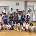 平成30年5月27日美しが丘南子供会護身術教室①